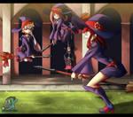 Little Witch Academia TIA FREYRE