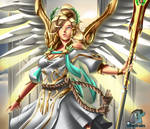 Overwatch - Mercy [Winged Victory]