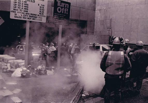 Twin Towers Garage 2.26.1993