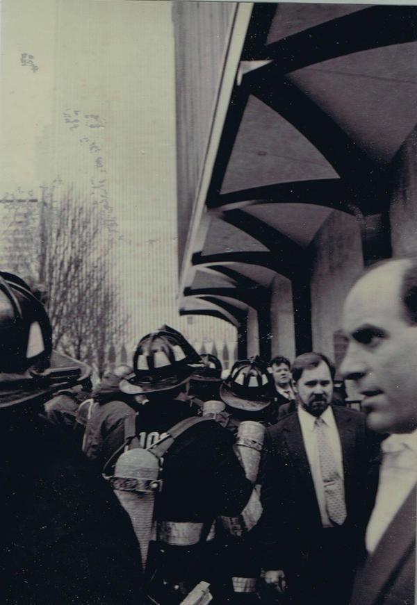 Twin Towers Exodus 2.26.1993