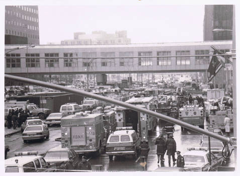 Chaos after '93 WTC Bomb