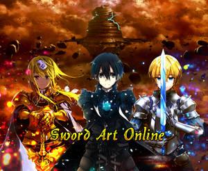 Sword Art Online Alicization - Destroy Aincrad