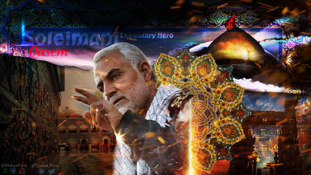 General Soleimani - Path History by makanparsi