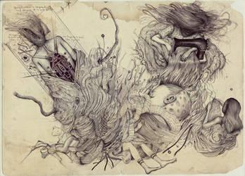Jonah Complex Sketch by Davidjulianlopez