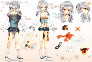 Character Sheet: Pantin by Lapia