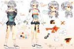 Character Sheet: Pantin