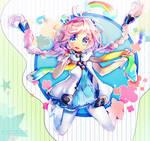 Rainbow Rana