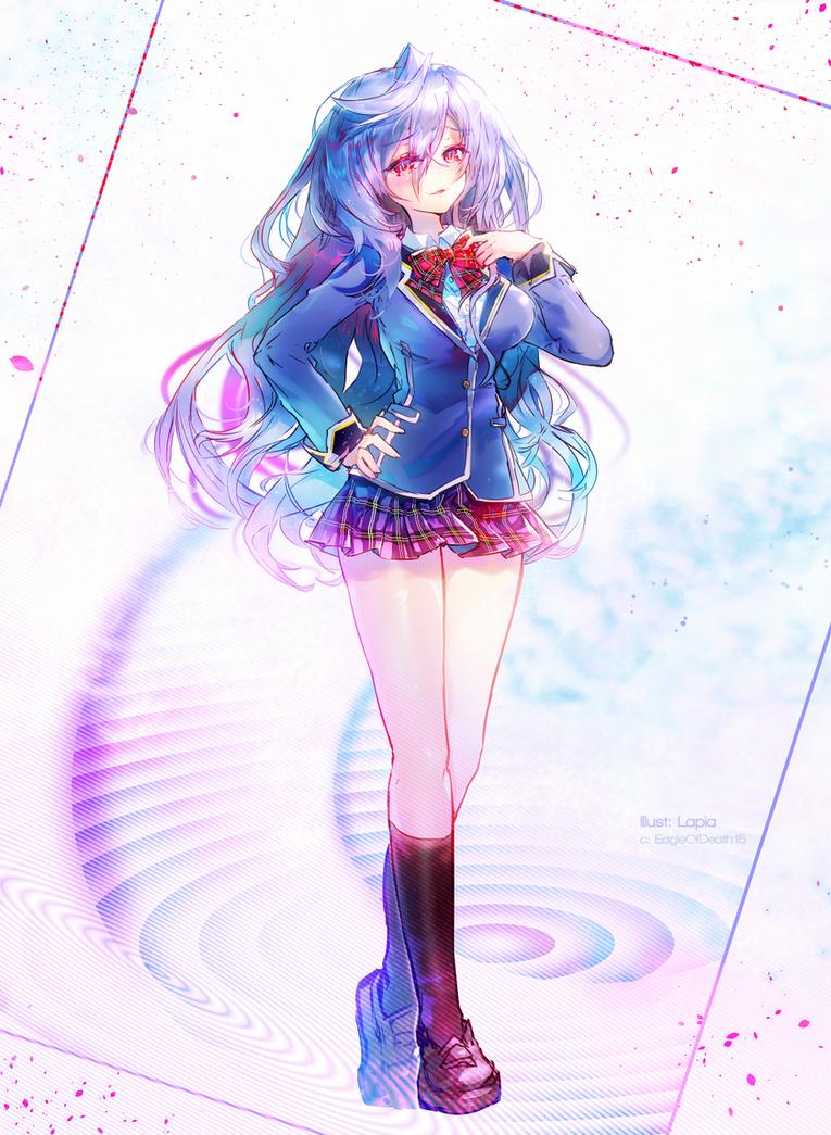 Iris Heart (school) by Lapia