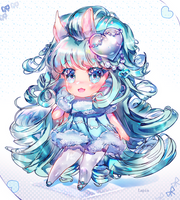 Soft and Sparkly by Lapia