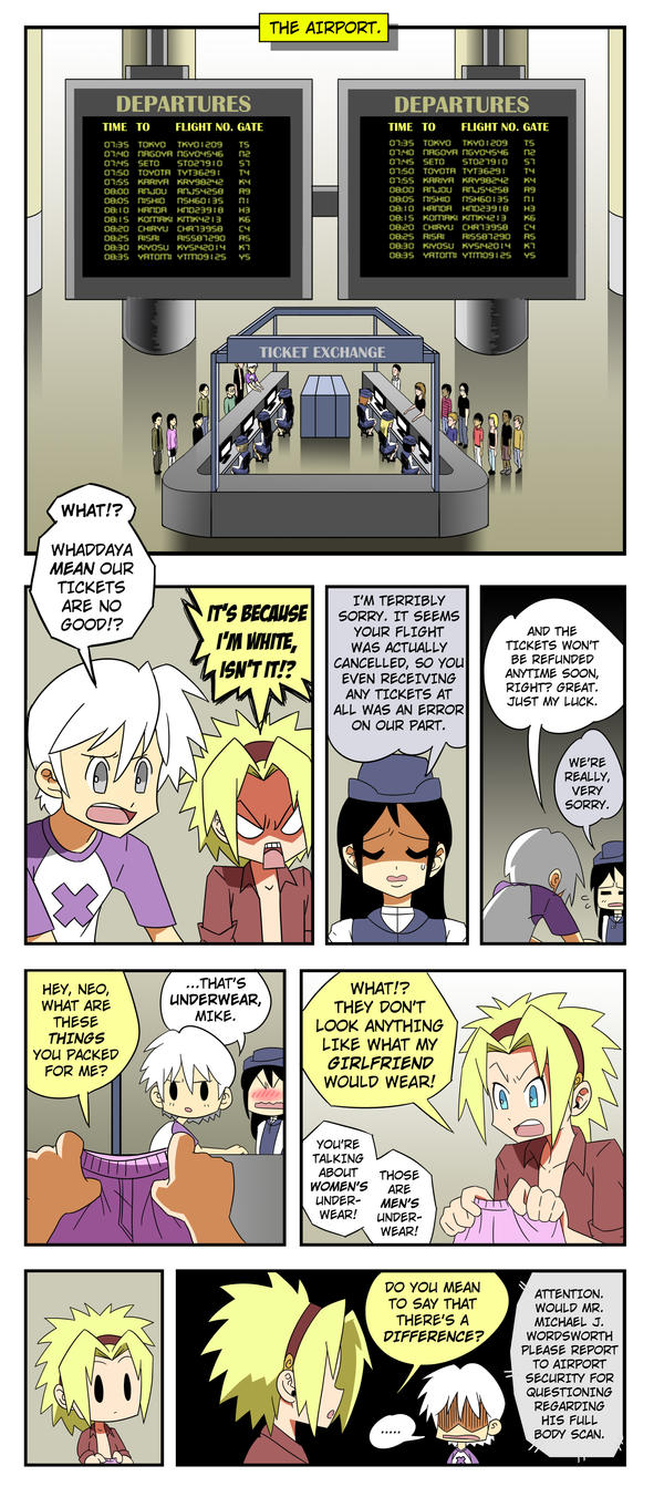 Neozasshi: The Lost Episodes 3 by Neodusk