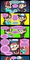 Gravity Falls: The Class War