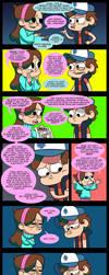 Gravity Falls: The Class War by Neodusk