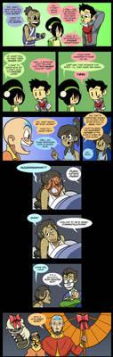 LoK: Team Avatar Meets Team Avatar Pt. 2