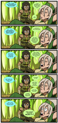 LoK: Story Time with Toph