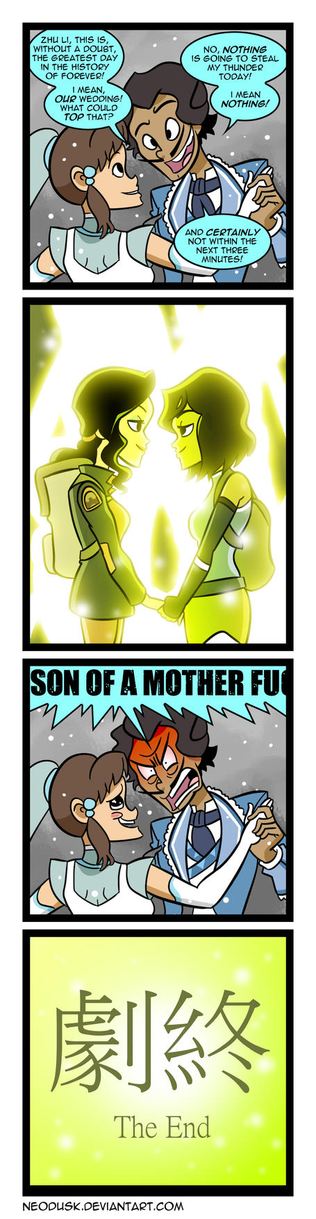 (KORRA FINALE SPOILERS) LoK: Top THAT by Neodusk