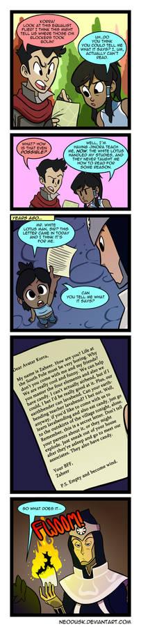 LoK: Un-Literate