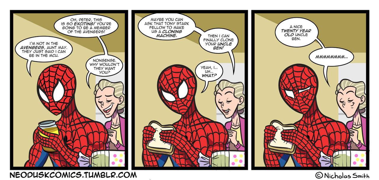 Fandumb #32: Spider-Man Lives