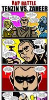 LoK Rap Battle: Tenzin Vs. Zaheer