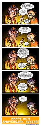 ATLA: Days of Future Lives