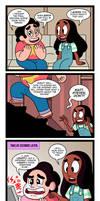 Steven Universe: Open Mind by Neodusk