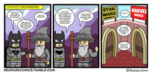 Fandumb #56: Leggo My Lego