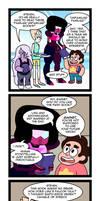 Steven Universe: A Novel Idea
