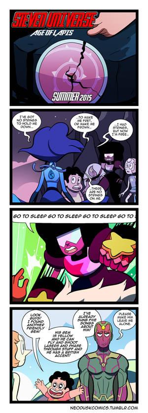 Steven Universe: Age of Lapis