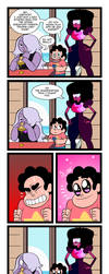 Steven Universe: Shapeshifty by Neodusk