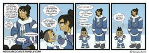 Fandumb #62: Sokka Begins by Neodusk