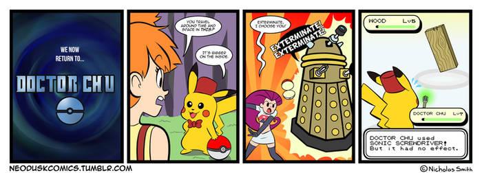 Fandumb #64: Doctor Chu by Neodusk