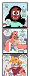 Steven Universe: Gemsonae by Neodusk