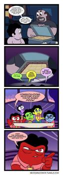 Steven Universe: Inside Steven by Neodusk