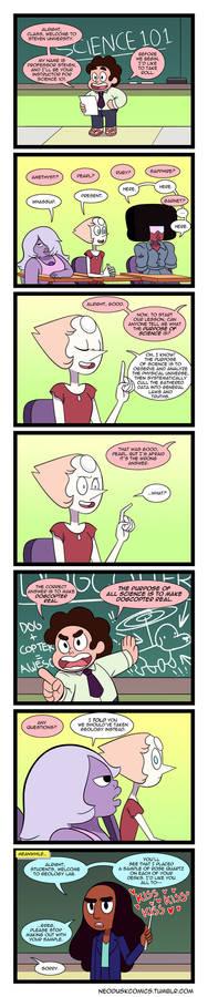 Steven Universe: Steven University