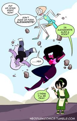 Steven Universe: The Crystal Gems' Ultimate Foe