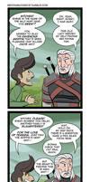 Fandumb #81: A Witcher's Priorities