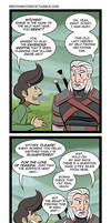 Fandumb #81: A Witcher's Priorities by Neodusk
