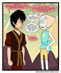 Steven Universe: Rose Vs Iroh