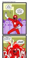 Fandumb #86: No No Power Rangers by Neodusk
