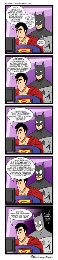 Fandumb #101: The Sound of Batman