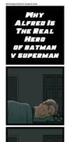 Fandumb #103: The Real Hero of BvS