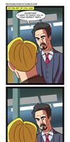 Fandumb #112: He is Iron Man