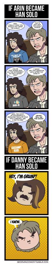 Game Grumps: Arin Han Solo