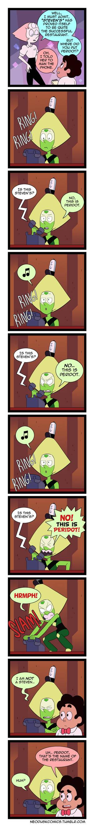 Steven Universe: Krusty Klod