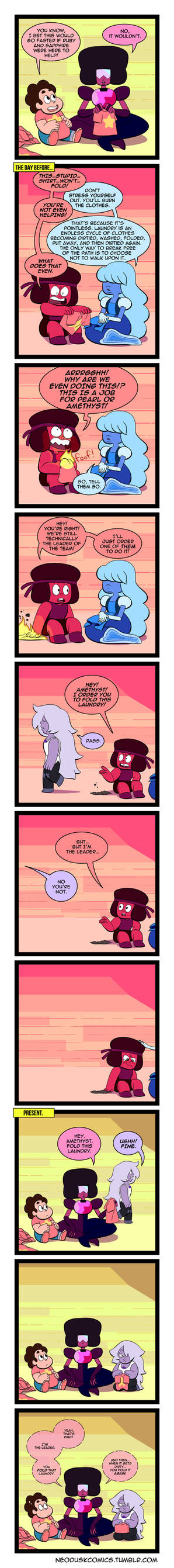 Steven Universe: One Head is Better Than Two