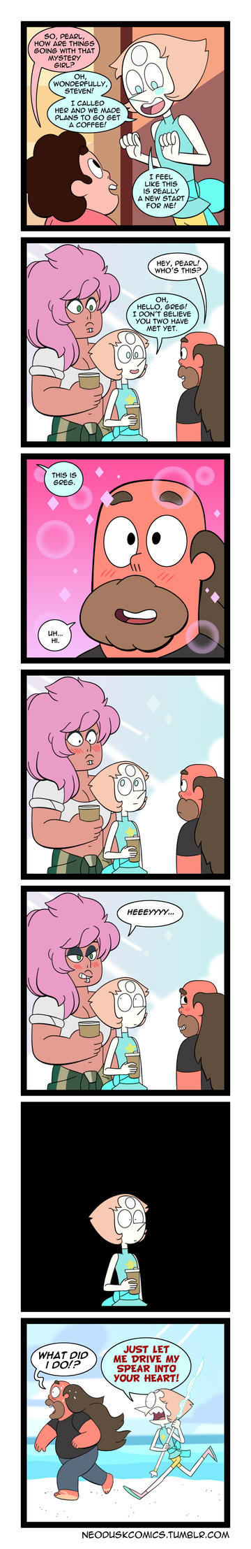 Pearl Can't Catch a Break by Neodusk