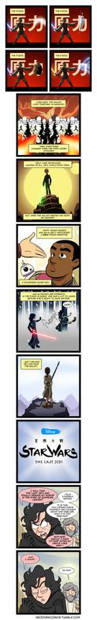Avatar: The Last Jedi