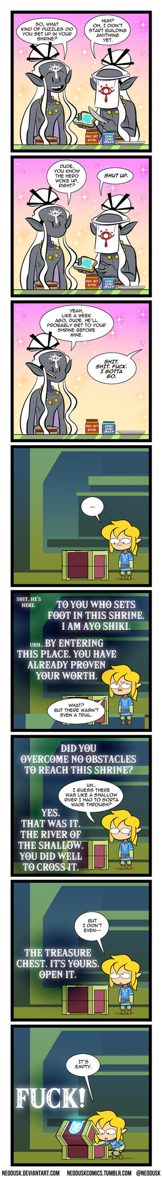 BoTW: Prove Your Worth by Neodusk