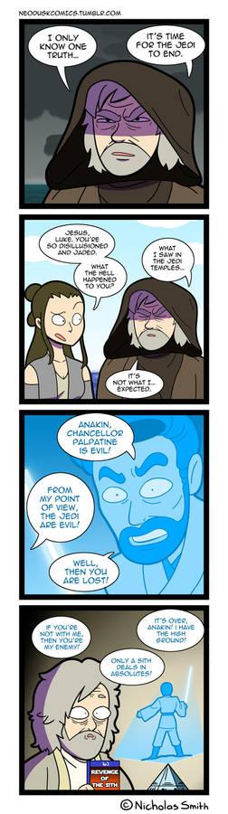Fandumb #116: The First Jedi