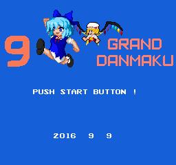9 Grand Danmaku by lenoxmst
