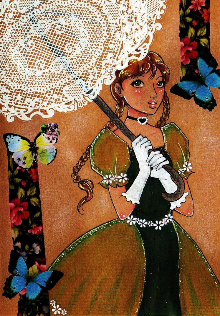 Princess Anna by nanako87